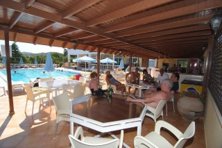 facilities zeus hotel pool bar