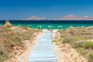 kos island zeus hotel beach