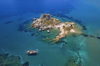 kos island zeus hotel sea